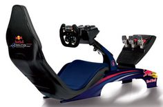 How To Build Your Very Own Kick-Ass Racing Simulator