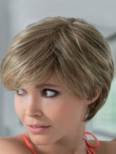 High Quality Short Silk Straight Lace Front Human Hair Wig 119 (Free Shipping)