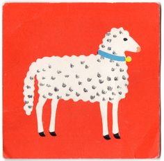 Kung Hei Fat Choy! We enter the year of the sheep/goat. To celebrate, here are 8 lucky fleeced friends.