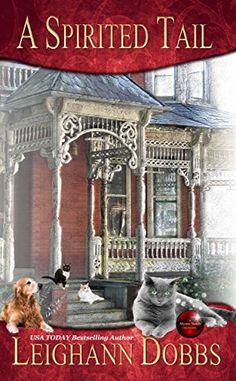 A Spirited Tail (Mystic Notch Cozy Mystery Series Book 2) by Leighann Dobbs, http://www.amazon.com/dp/B00MAXJZZ6/ref=cm_sw_r_pi_dp_mtF.tb1WE0ANZ