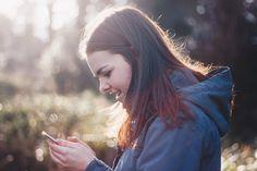 Send en sød besked til din kæreste - Her er der 10 forslag Scary Movie 5, 500 Days Of Summer, Social Media Detox, Social Media Content, Digital Detox, Good Morning Texts, Text For Her, Female Pictures, Female Images