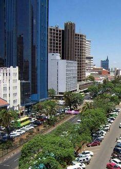 Nairobi, Kenya (Africa).