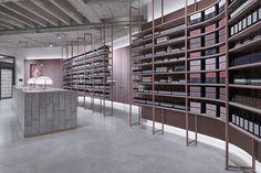 Aesop store by einszu33 Munich  Germany