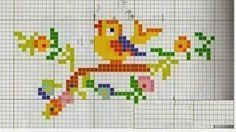Beaded Embroidery, Cross Stitch Embroidery, Hand Embroidery, Loom Beading, Miniature, Birds, Sewing, Crochet, Crafts