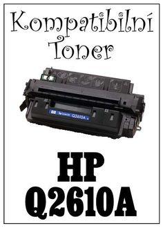 Kompatibilní toner HP Q2610A / 10A za bezva cenu 818 Kč