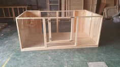 Indoor Guinea Pig Pen Handmade with Wire Mesh Back panel and poly carbonate front  Made By Boyles Pet Housing
