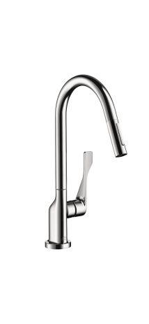 Kitchen Option: Axor Citterio Kitchen Faucet