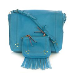Jerome Dreyfuss Igo Veau Bag - great color!