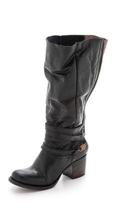 FREEBIRD by Steven Wiley Zip Back Boots