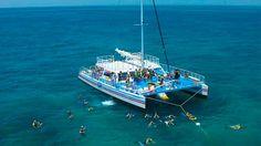 Um tour com snorkeling em Key West? Com certeza! http://www.weplann.com.br/miami/tour-snorkeling