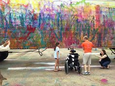 Monday, October 5, Artists Creating Together will host The Five Senses of Art, an ArtPrize Education Day, at the Grand Rapids Downtown Market in partnership with ArtPrize and Herman Miller Cares.  @hermanmiller