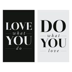Ama lo que haces... Haz lo que amas   #thursday #love #do #byou #becomplete