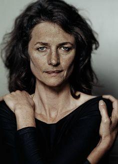 Charlotte Rampling by Derek Hudson #nomadchic  http://www.nomad-chic.com
