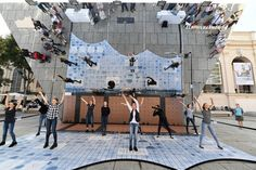 Roadshow Elbphilharmonie. Foto: Hamburg Marketing