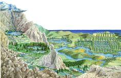 I colori di Conci- Conci's colours: Water from cliffs to the sea- WWF publication