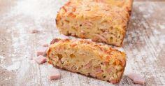 Recette de Cake diététique au jambon et yaourt. Facile et rapide à réaliser, goûteuse et diététique. Ingrédients, préparation et recettes associées.