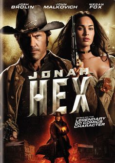 1970s-era DC antihero Jonah Hex makes his way to the big screen as co-screenwriters Mark Neveldine and Brian Taylor (CRANK, GAMER) team to follow the disfigured gunslinger and part-time bounty hunter