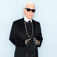 Karl Lagerfeld's Latest Side Hustle Is Genius