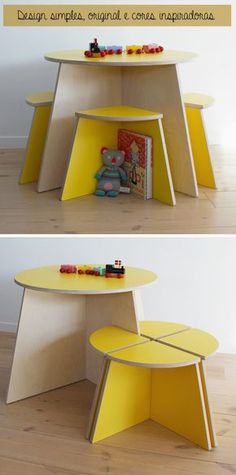 Create a luxurious and unique decoration for the kids' room with these stylish projects. School Furniture, Kids Bedroom Furniture, Space Saving Furniture, Wood Furniture, Furniture Design, Furniture Online, Chairs Online, Furniture Market, Furniture Dolly