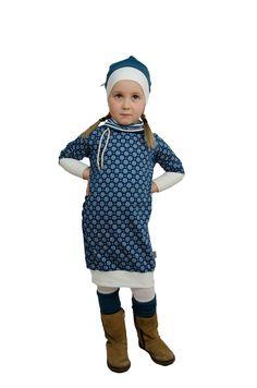 Design: Blümchen rauchblau/weiß Hipster, Design, Style, Fashion, Smoking, Blue, Curve Dresses, Swag, Moda