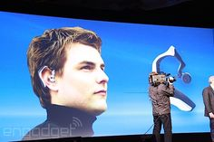 Jarvis is Intel's smart earpiece, and it takes on Google Glass without a display - From CES 2014
