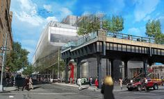 Otro museo que se renueva en Nueva York: el Whitney Museum of American Art tendrá nuevo hogar diseñador por el arquitecto Renzo Piano en el Meatpacking District, justo a un lado del exitoso parque High Line.