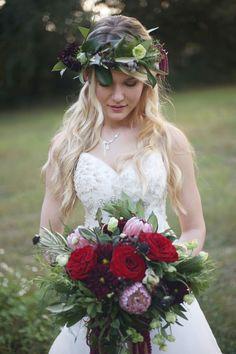 Love is Evergreen Wedding Inspiration