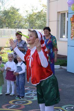 Готовимся к 1 сентября, Дню Знаний! Квест «В поисках Дерева Знаний»— праздник на свежем воздухе. Воспитателям детских садов, школьным учителям и педагогам - Маам.ру