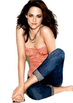 Kristen Stewart Glamour Mag  -MovieLaLa