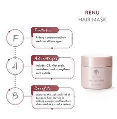 Hair Mask At Home, Hair Mask For Damaged Hair, Diy Hair Mask, Frizzy Hair, 4c Hair, Deep Conditioning Hair Mask, Deep Conditioning Treatment, Nu Skin, All You Need Is