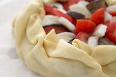 Tarte italienne tomates mozzarella aubergines 12 intro