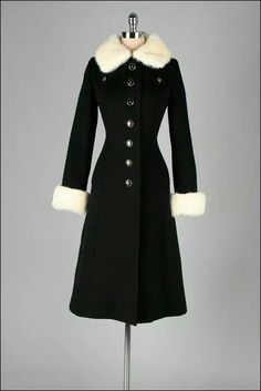 9a4ac62ba 73 Best Vintage Couture Coats images in 2012 | Couture coats, Coat ...
