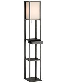 Adesso Parker Floor Lamp - Lighting & Lamps - For The Home - Macy's