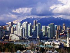 Vancouver, BC, Canada.  Fantastic place.  Stanley Park, Gastown, Granville Island, drive a little ways North to Whistler...or not.  They have a lovely China town and lots of Starbucks so you can grab your Joe and sit on a bench at the waterfront and watch the seaplanes land....go!