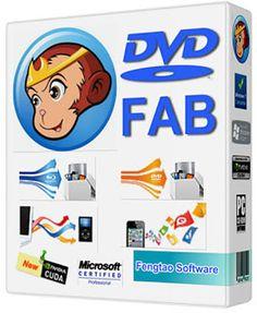 DVDFab Free 9.2.3.9 Platinum Türkçe Tam indir