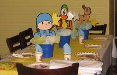 Decoración de Fiestas Infantiles de Pocoyo : Fiestas Infantiles Decoracion