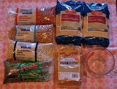 Homemade Ezekiel Bread