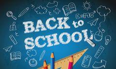 back to school images School Chalkboard, Framed Chalkboard, Back To School Images, School Timetable, School Badges, Free Web Design, School Icon, Education Icon, School Labels