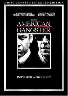 American Gangster (2-Disc Unrated Extended Edition) DVD ~ Denzel Washington, www.amazon.com/...