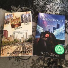 My books  for today's #igauthorlifesept #photochallenge !