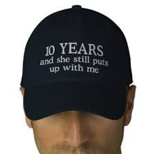Image result for 10 year anniversary gifts for him