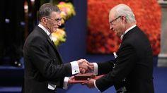 Türkiye İçin Gurur Gecesi! Aziz Sancar Nobel Ödülünü Aldı