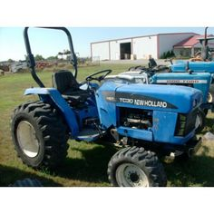 Used New Holland TC30 tractor parts - EQ-26636!  Call 877-530-4430 for used tractor parts! https://www.tractorpartsasap.com/-p/EQ-26636.htm