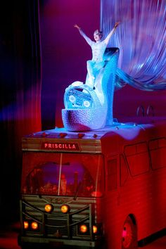 """""""Priscilla Queen of the Desert"""" is a journey sprinkled with glitter and heart."""