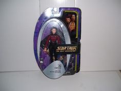 2008 Diamond Select Star Trek The Next Generation Ensign Ro Laren.