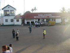 Mwanza Airport in #Tanzania