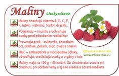 obrazok maliny Fruit Facts, Glycemic Index, Organic Beauty, Wellness, Natural Health, Cooking Tips, Meal Planning, Detox, Raspberry