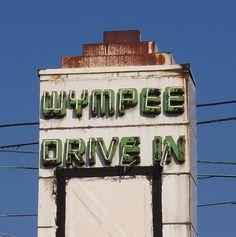 Wympee Drive In in Dayton, Ohio