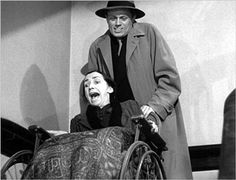Richard Widmark & Mildred Dunnock in Kiss of Death
