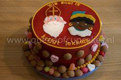 Sinterklaas taart - Queen of Cupcakes